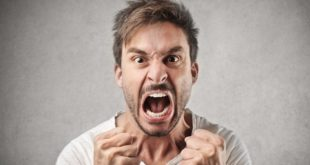 Rüyada öfkeli birini görmek